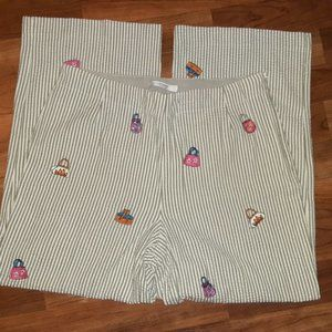 Cutest Cropped Pants EVER!